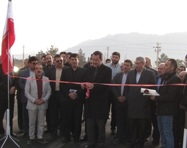پروژه هاي عمراني شهرداري بسطام در دهه فجر افتتاح شد